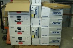 5Zigen shipment