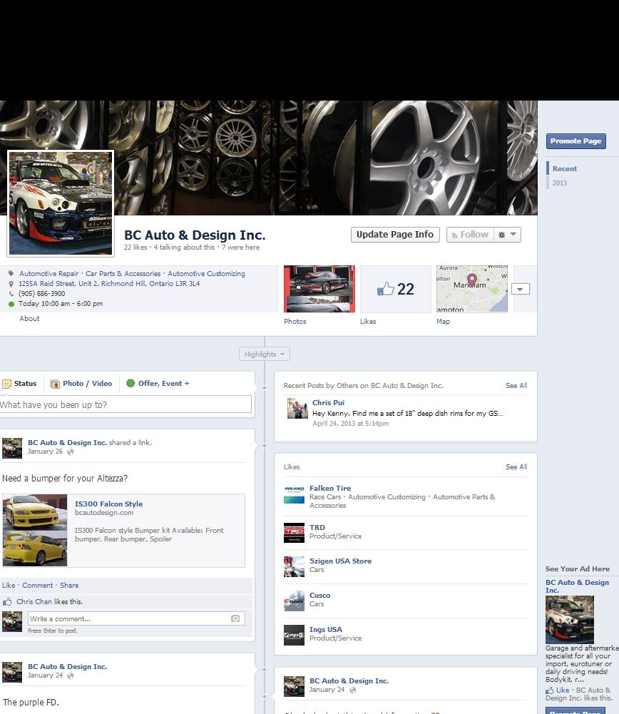 FB BC Auto & Design