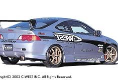 RSX C-west back