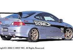RSX C-west back