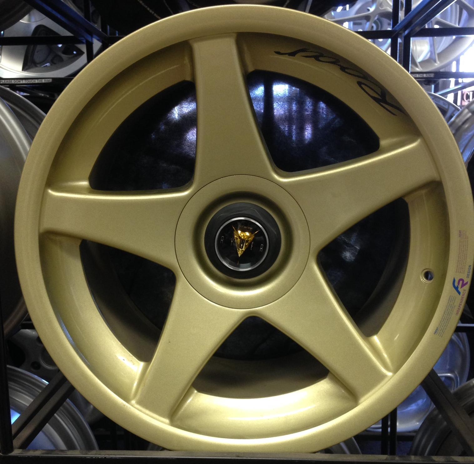 Work Rezax Roar Bc Auto Amp Design
