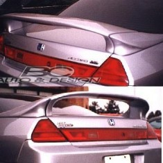 Accord CF3 3pc spoiler