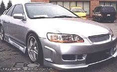 Accord CF3 BW FB
