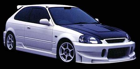 Richmond Hill Mitsubishi >> Civic EK Buddy Club Style   BC Auto & Design