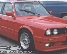 E30 M-Tech front