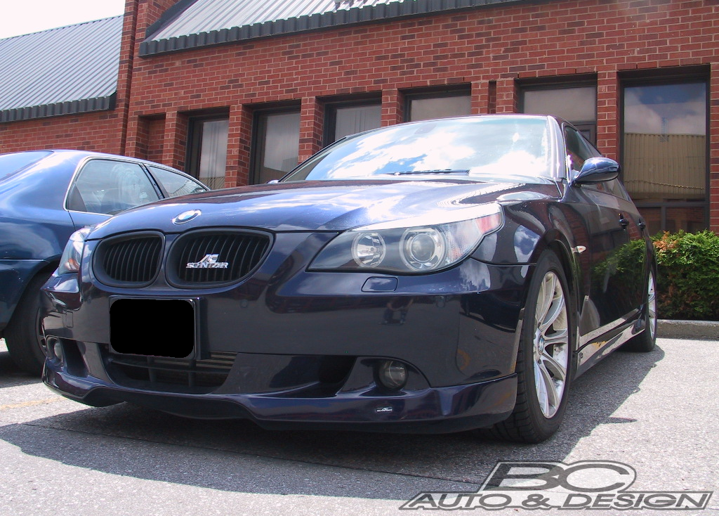 Group Of Ac Schnitzer Bmw E60