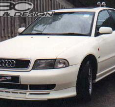 B5 ABT front lip & side 2