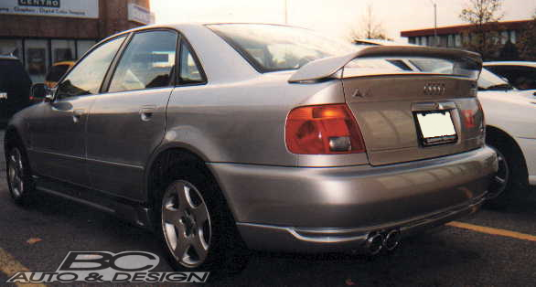 Richmond Hill Mitsubishi >> B5 ABT Style | BC Auto & Design