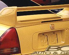 BB1 GTR rear spoiler