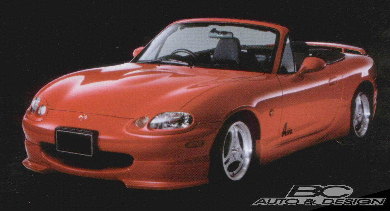 Lexus Richmond Hill >> Miata MX5 (NB) Mazdaspeed Style | BC Auto & Design