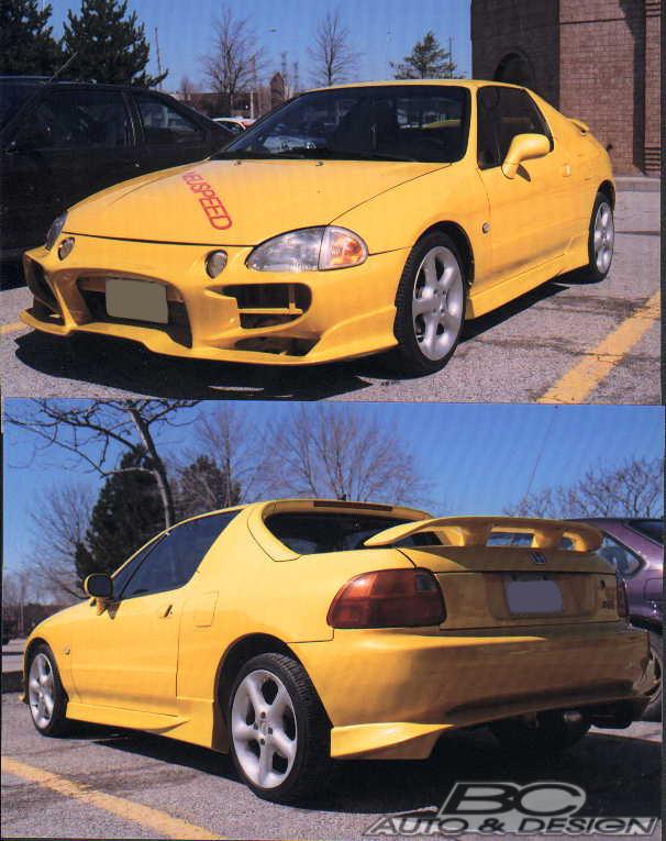 Richmond Hill Mitsubishi >> Del Sol Veilside Style | BC Auto & Design