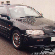 CRX F front