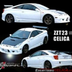 Celica extreme kit
