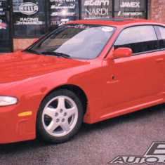 S14 Nismo front