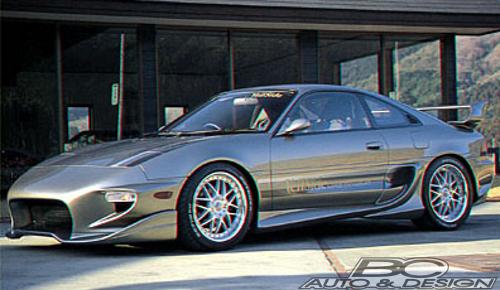 Richmond Hill Mitsubishi >> MR2 SW20 Veilside Style   BC Auto & Design