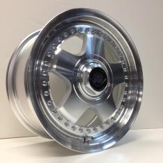 Linea Sport RX-F Silver Polish 2