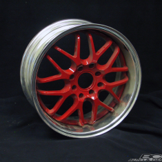 Racing Sparco NS-II Red Polish Lip 2