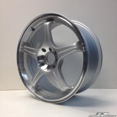Real Racing R5 Silver Polish 2