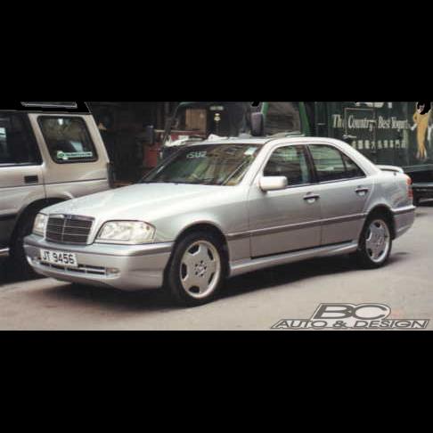 C-Class 1994-2000 (W202)