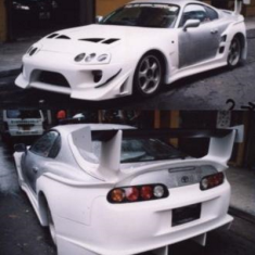Supra NMS GTR