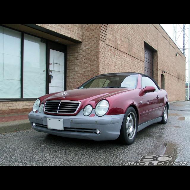 CLK 1997-2003 (W208)