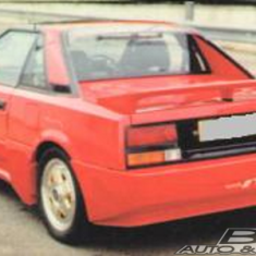 86 MR2 B rear