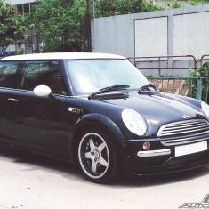 Mini M style front